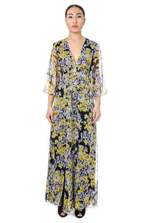 FLORAL PRINTED SILK DRESS SS 2017 FRANCESCO SCOGNAMIGLIO | 32 | AB1711102