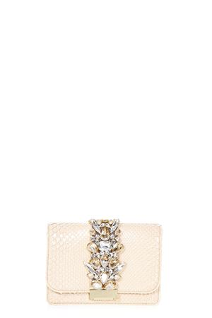 CLUTCH CLIKY IN PITONE CON CRISTALLI pe 2017 GEDEBE   2   CLIKYPYTHONNUDE