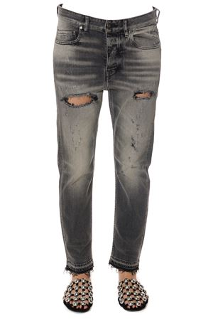 STONEWASH COTTON DENIM JEANS SS 2017 GOLDEN GOOSE DELUXE BRAND | 4 | G30WP0061A2
