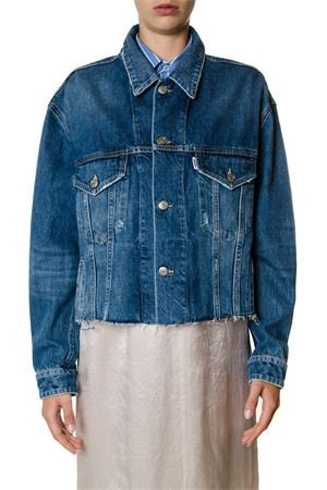STONE WASH DENIM JACKET SS 2017 GOLDEN GOOSE DELUXE BRAND | 27 | G30WP1571A2