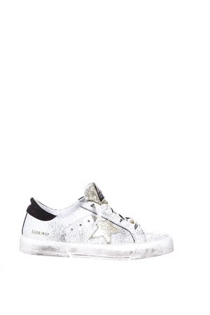 CRACKLÈ LEATHER SNEAKERS SS 2017 GOLDEN GOOSE DELUXE BRAND | 55 | G30WS1271E14