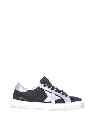 GLITTER LEATHER SNEAKERS ss 2017 GOLDEN GOOSE DELUXE BRAND | 55 | G30WS1271E17