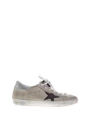SNEAKERS MAY IN PELLE GLITTER PE 2017 GOLDEN GOOSE DELUXE BRAND | 55 | G30WS5901A72