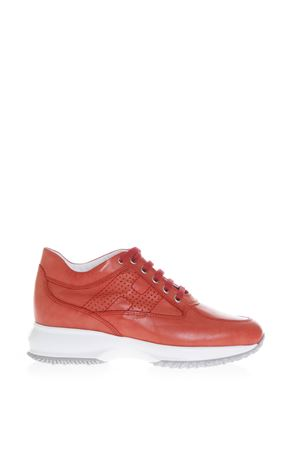 INTERACTIVE LEATHER SNEAKERS ss 2017 HOGAN | 55 | HXW00N00E30B0TR001