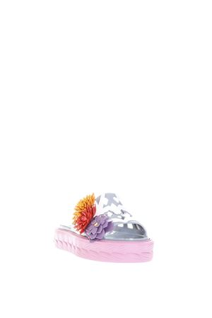 RUBBER SANDALS WITH FLOWERS SS 2017 KARTELL PAULA CADEMARTORI | 180 | 6800UNI022