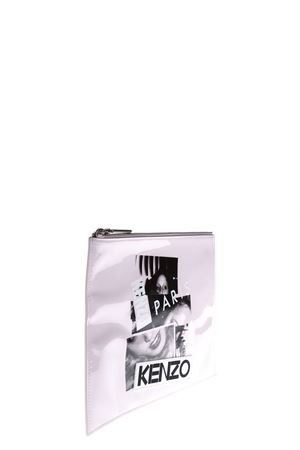 ANTONIO LOPEZ PATENT LEATHER CLUTCH SS 2017 KENZO | 5 | F752SA607L03134