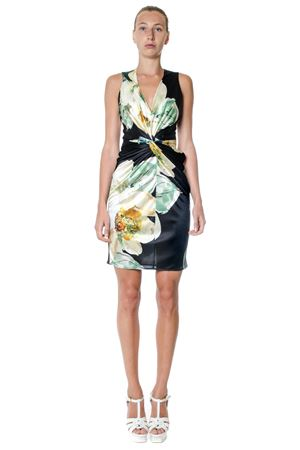 PRINTED CREPE DRESS SS 2017 LANVIN | 32 | RWDR21073594I02