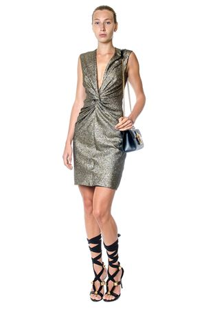 LUREX SILK DRESS SS 2017 LANVIN | 32 | RWDR21233582M69