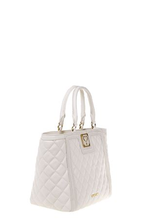 QUILTED SOFT LEATHER BAG SS 2017 LOVE MOSCHINO | 2 | JC4008PP13LAUNI110