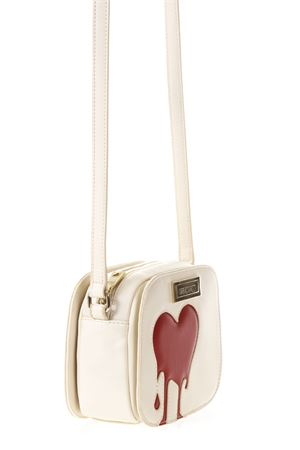 LOVE LEATHER SHOULDER BAG SS 2017 LOVE MOSCHINO | 2 | JC4096PP13LQUNI110A