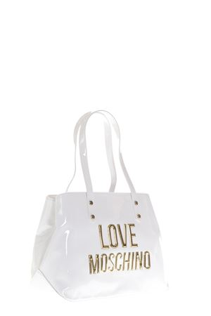 GLOSS SHOULDER BAG SS 2017 LOVE MOSCHINO | 2 | JC4280PP03KKUNI0100