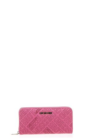 FAUX LEATHER PRINTED WALLET SS 2017 LOVE MOSCHINO | 34 | JC5504PP13LCUNI0600