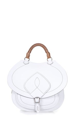 BORSA SADDLE BAG IN PELLE PE 2017 MAISON MARGIELA | 2 | S61WG0007SY0522100