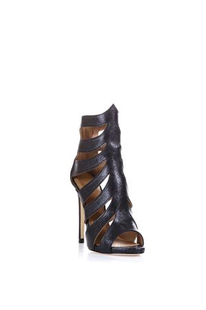 CUT-OUT LEATHER SANDALS SS 2017 MARC ELLIS | 87 | MA1035PEGASONERO