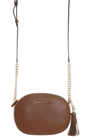 GINNY MEDIUM LEATHER CROSSBODY SS 2017 MICHAEL MICHAEL KORS | 2 | 30H6GGNM2LMD MESSENGER230
