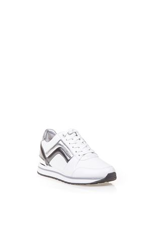 NYLON & LEATHER SNEAKERS SS 2017 MICHAEL MICHAEL KORS | 55 | 43R7CNFS1LCONRAD TRAINER754