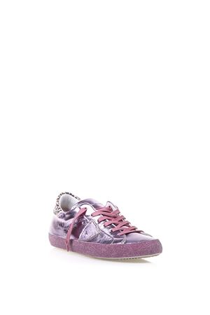 METALLIC SNEAKERS SS 17 PHILIPPE MODEL | 55 | CGLDCLASSIC GLITTERML05
