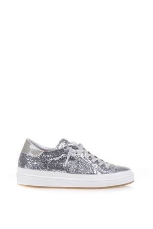 OPERA GLITTER LEATHER SNEAKERS SS 2017 PHILIPPE MODEL | 55 | CKLDCLASSIC LAKERSGG40