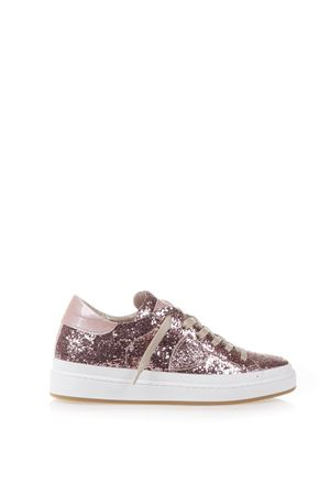 OPERA GLITTER LEATHER SNEAKERS SS 2017 PHILIPPE MODEL | 55 | CKLDCLASSIC LAKERSGG42