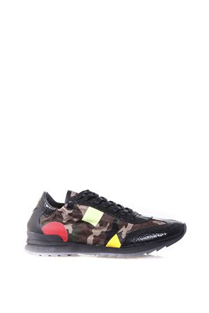 TOUJOURS SNEAKER CAMOUFLAGE SS 2017 PHILIPPE MODEL   55   PSLUPLAYSTATIONCT01