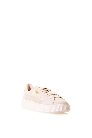 SUEDE SNEAKERS WITH LOGO SS 2017 PUMA SELECT | 55 | 365828051PINK