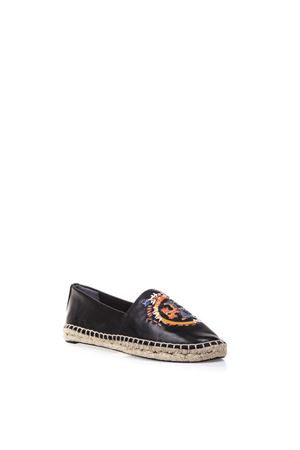 EMBELLISHED NAPPA LEATHER ESPADRILLES SS 2017 TORY BURCH | 144 | 33068DALEY001