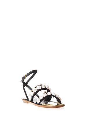 SANDALI SINCLAIR CON DECORAZIONE PE 2017 TORY BURCH | 87 | 34648SINCLAIR013