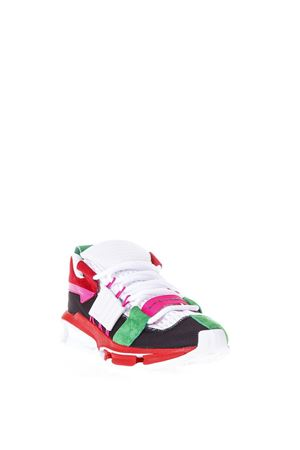SNEAKERS IN CAMOSCIO MULTICOLOR TWINSTRIKE PE18 ADIDAS ORIGINALS | 55 | CM8095TWINSTRIKECORE BLACK