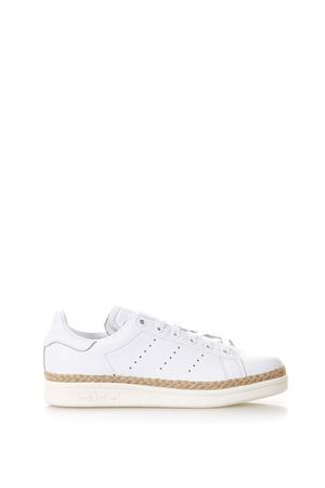 SCARPA SUPERSTAR NEW BOLD BIANCA IN PELLE E IUTA PE 2018 ADIDAS ORIGINALS | 55 | CQ2439STAN SMITHFTWR WHITE
