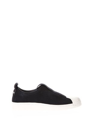 SCARPA SLIP ON SUPERSTARS PE 2018 ADIDAS ORIGINALS | 55 | CQ2517SUPERSTAR BW3CORE BLACK