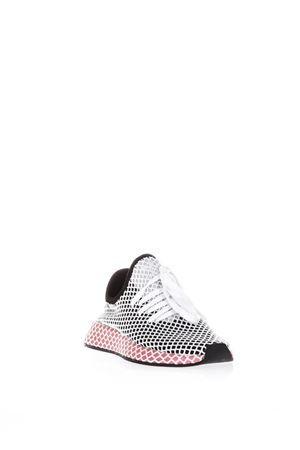 SNEAKERS DEERUPT RUNNER IN TESSUTO PE 2018 ADIDAS ORIGINALS | 55 | CQ2909DEERUPT RUNNERCORE BLACK
