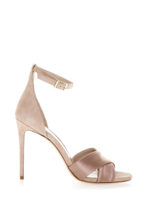POWDER KIRA SANDALS IN LEATHER SS 2018 ALDO CASTAGNA | 87 | KIRA 50CAMOSCIOCIPRIA