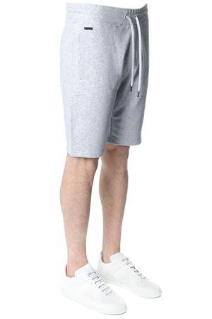 LIGHT GREY CLOTH SHORTS SS 2018 CALVIN KLEIN | 110000034 | K10K1019991008