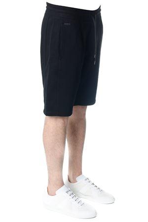 BLACK CLOTH SHORTS SS 2018 CALVIN KLEIN | 110000034 | K10K1019991013