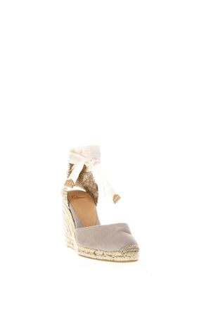 TAUPE CANELA ESPADRILLES IN FABRIC & JUTE SS 2018 CASTANER | 144 | 020298CARINA106
