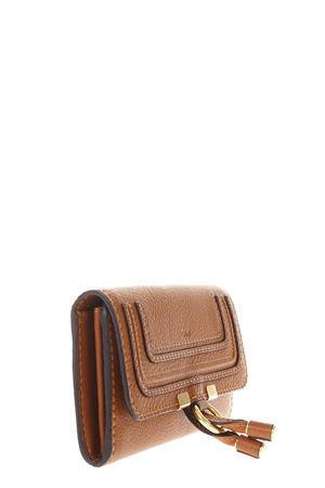 MARCIE TAN GRAINED LEATHER WALLET SS 2018 CHLOÉ | 34 | 3P0573161151