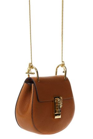 SMALL DREW GRAINED NAPPA LEATHER BAG SS18 CHLOÉ | 2 | 3S1032944BDU