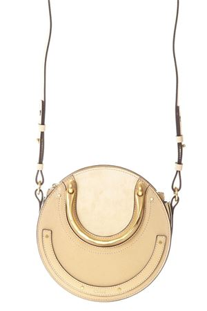 SMALL PIXIE BEIGE LEATHER BAG SS 2018 CHLOÉ | 2 | 3S1331HGPNR278