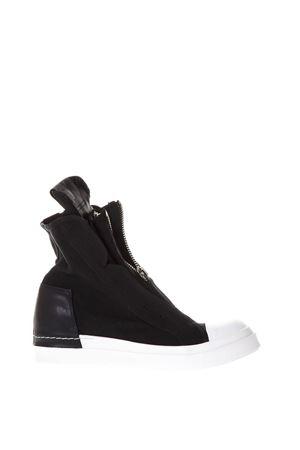 Black high sneakers in suede SS2018 CINZIA ARAIA | 55 | CA110MMN2SKI