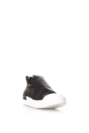 Black leather slip on sneakers SS 2018 CINZIA ARAIA | 55 | CA794MSKINSK1
