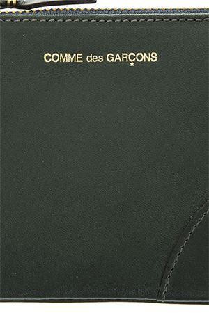 GREEN LEATHER POUCH SS 2018 COMME DES GARCONS | 2 | SA81001GRREN