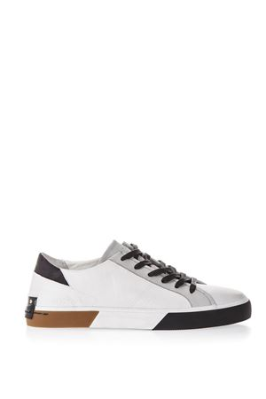 WHITE STORM SNEAKERS IN LEATHER SS 2018 CRIME | 55 | 11314UNI10