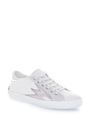 WHITE LEATHER SNEAKERS SS 2018 CRIME | 55 | 25338UNI10