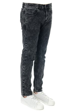 JEANS IN DENIM DI COTONE NERO PE 2018 DIESEL BLACK GOLD | 4 | 00S9V8BG8G2TYPE02
