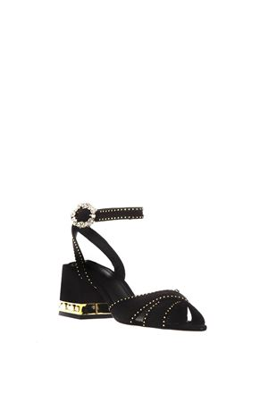 KEIRA SUEDE SANDALS 60MM SS 2018 DOLCE & GABBANA | 87 | CR0481AN1498E831