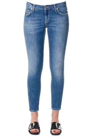 SKINNY FIT STRETCH COTTON JEANS SS 2018 DONDUP | 4 | DP266DS153DR30GBAKONY800