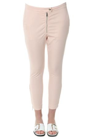 FAIRY PINK COTTON TROUSERS SS 2018 DONDUP | 8 | DP292RS986DPTDUNI558