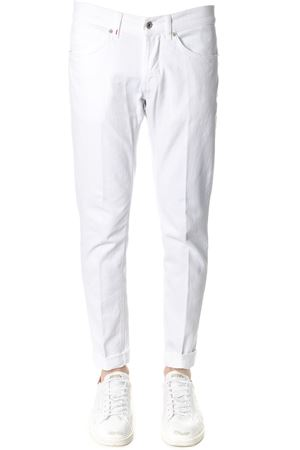 JEANS GEORGE IN COTONE BIANCO PE 2018 DONDUP | 4 | UP232BS015UPTDGEORGE000