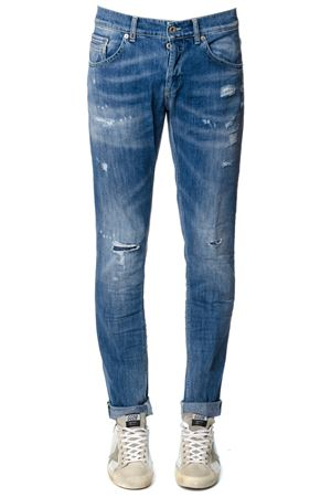 Richie jeans with flaps SS 2018 DONDUP | 4 | UP424DS107US22GRITCHIE800