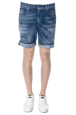 SHORTS DERICK IN DENIM DI COTONE PE 2018 DONDUP | 110000034 | UP454DS160US32TDERICK800